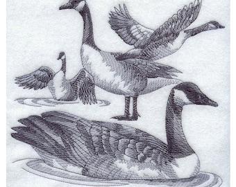 Custom Embroidered Canadian Goose / Canada Goose Sweatshirt S-3XL