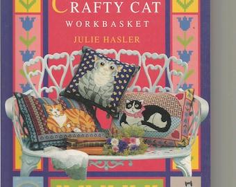 The Crafty Cat Workbasket - Judy Hasler