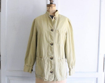 workwear vintage chore coat | work jacket | Barneys Battistoni | made in Italy