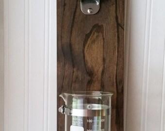 Chemistry Beaker Bottle Opener