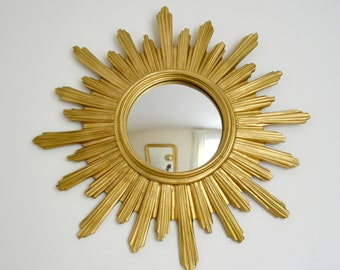 Golden Sun, witch eye, convex mirror