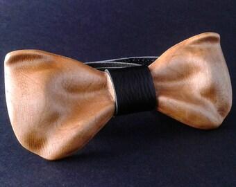 Bow tie wood
