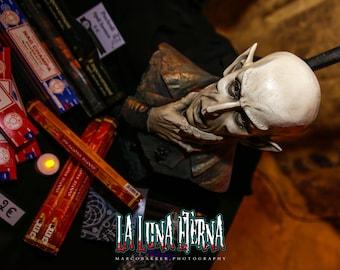 Nosferatu statue - Nosferatu Dracula Vampire Vampyr Strigoi Vii Gothic Drauga