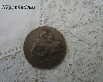 Antique medal  for the collector