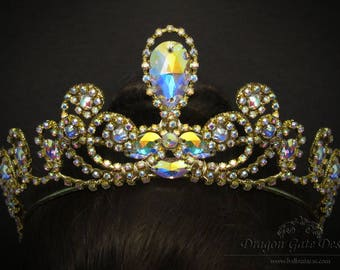 Sugar Plum Fairy Ballet Tiara