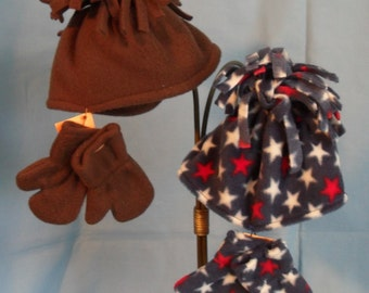 18 Inch Girl Doll Handmade Winter Hats