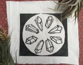 Crystal geometric patch