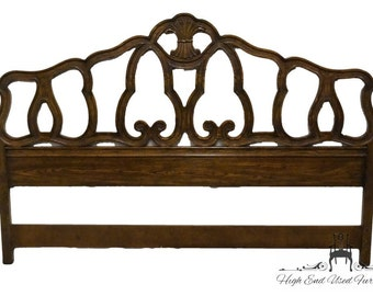 DREXEL HERITAGE Chatillion Collection Country French King Headboard 216-511