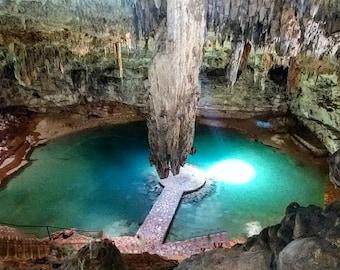 Cenote Swims