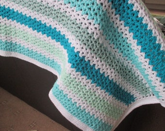 Sea Breeze Blanket