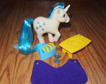 My Little Pony G1 Majesty and Dream Castle Accessories Hasbro Vintage Ponies