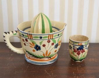 Vintage Cup & Juicer