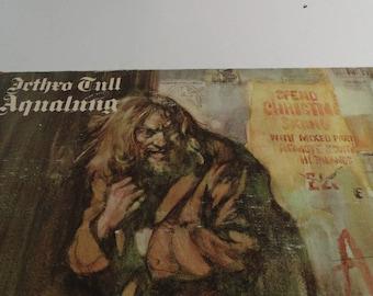 Jethro Tull Aqualung vinyl LP