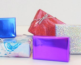 Gift Wrap Service, gift wrap upgrade, gift wrap options, gift wrap add on, wrapped present, jewelry box