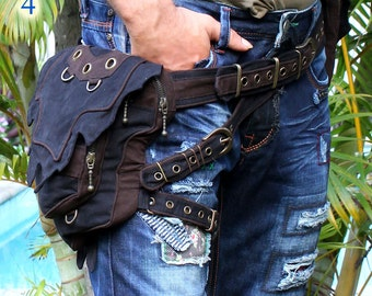 Wizard  Hip Belt - with removable device pocket