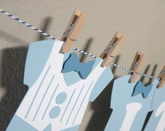 It's a Boy Banner for Baby Shower
