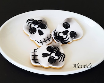 Fake Halloween Cookie  Cookies Halloween Candy Faux Cookies  Cookie