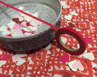 Red skinny washi SEE DESCRIPTION 4mm x 10m