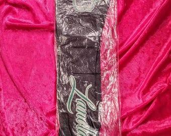 Lanolav dark brown kid leather dress gloves ~ Size 6