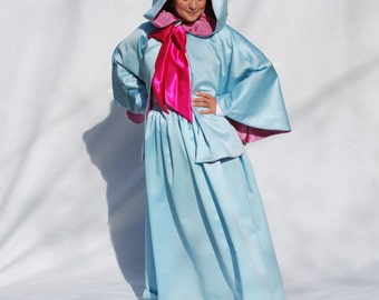 "Fairy Godmother Skirt and 24""Cape Set"