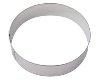 you pick the size- 1,1.5,2, 2.5, 3,4, 4.5, or 5 inch Circle Cookie Cutter New baseball, softball, beach ball, soccer, biscuit