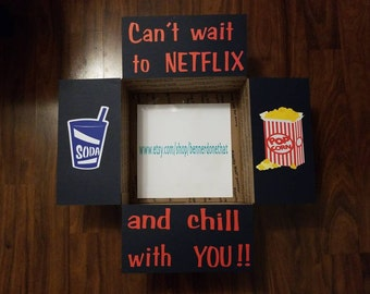 Can't wait to chill with you, watch movies,
