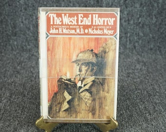 The West End Horror By Nicholas Meyer C. 1976