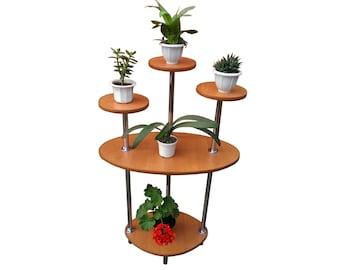 "Free ship! Plant stand ""London"". Flower stand - Indoor plant stands - Plant holder - Plant table - Stand for flowers - Flower shelf"