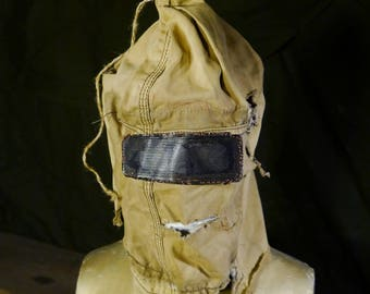 Wasteland Postapocalyptic Head Bag