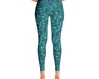 Jazzercise Merida Leggings (ADULT SIZING)