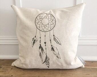 Dream Catcher Pillow Cover