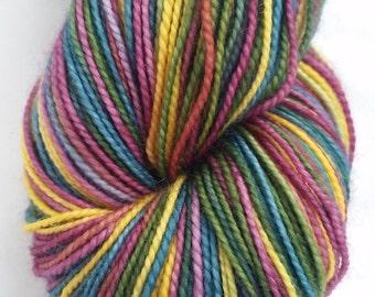 Faye on Desmos - Hand Dyed Sock Yarn