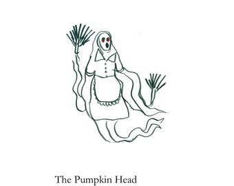 Galapaloons 1 zine: The Pumpkin Head and Two More Stories from Childhood