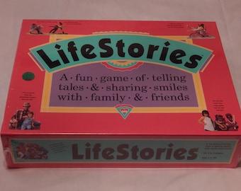 Vintage Game Life Stories NIB