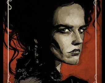 Penny Dreadful - Vanessa Ives poster full colour art print