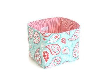 Storage basket toy storage desk organizer baby room storage diaper caddy baby toy storage nursery decor baby gifts baby shower gifts