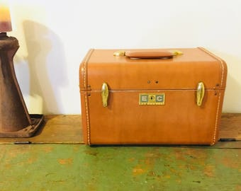Vintage Samsonite Traincase/ Cosmetic Case