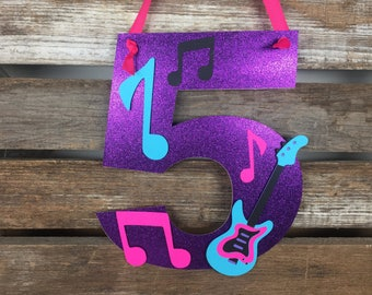 Rockstar Party Paper Sign - Rock Star Party, Rockstar Party, Guitar Party, Photo Prop