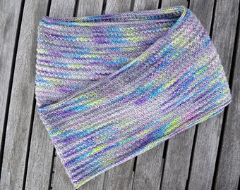 Capitol Hill Cowl Scarf Pattern