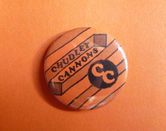 Harry Potter Chudley Cannons Magnet