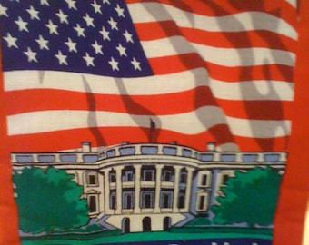 american presidents fabric book
