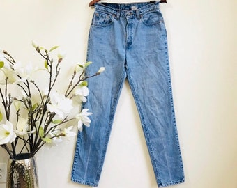 Vintage Levi's 506 Tapered Leg Jean