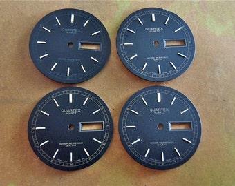 Vintage  Watch Faces - Steampunk - Round Watch Face - Scrapbooking P85