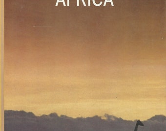 Time Life: Nature Library; The Land and Wildife of Africa by Archie Carr (1964)