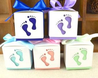 Attractive 50 Baby Feet Favors/DIY Baby Shower Favors/Baby Feet Shower Favor/Baby