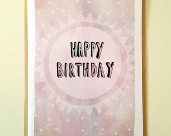 Pack of 4 Greeting Cards