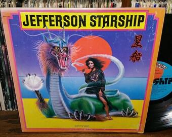 Jefferson Starship Spitfire Vintage Vinyl Record