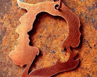 The Belle and Beast Pendant