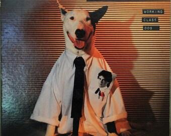 Rick Springfield – Working Class Dog 1981  ( LP, Vinyl, Record) Vintage Pop - Rock - Music