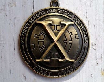Xmen School for Youngsters Pendant Necklace